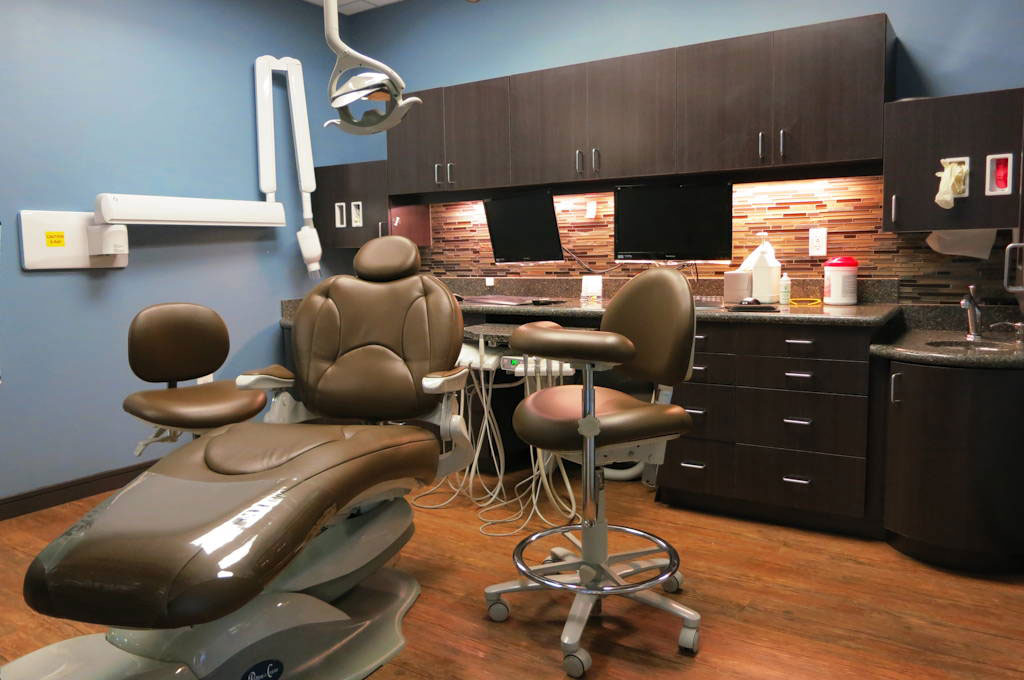 Dentist Office Tour near Rossmoor