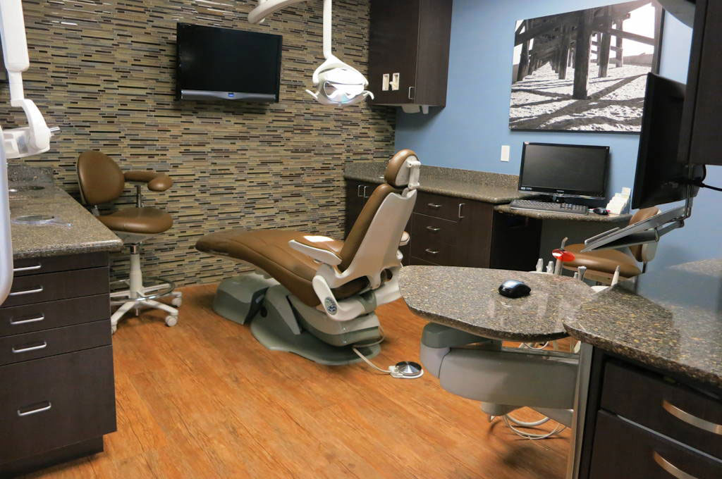 Dental Office Tour near Rossmoor